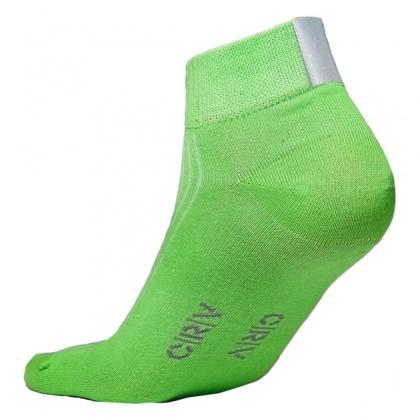 Reflective Socks (green)