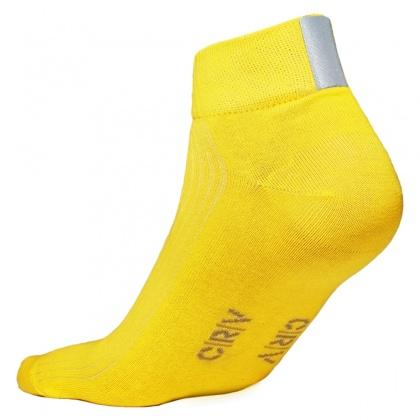 Reflective Socks (yellow)