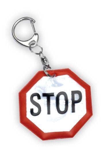 Reflective Pendant (stop)