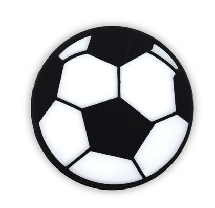 Reflective sticker – ball, pack of 5