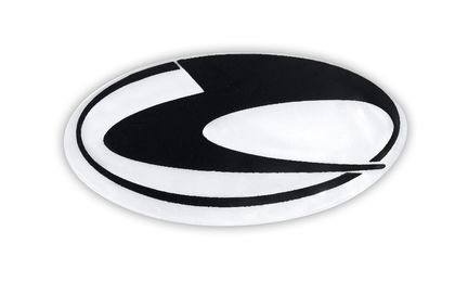 Reflective Sticker (oval, pack of 5)