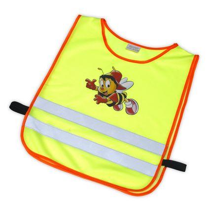Child Reflective Safety Vest (bee)