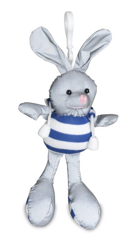3D Reflective Pendant (rabbit)