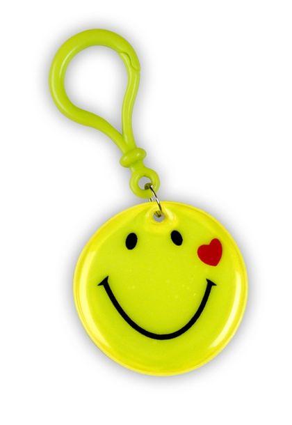 Reflective Pendant (wide smile)