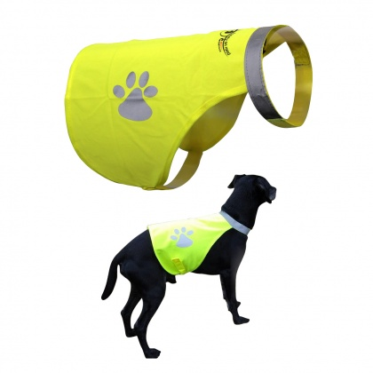 Reflective Vests for Dogs (up to 10 kg)