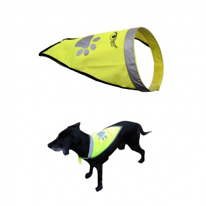 Reflective Vest for Dogs (up to 8 kg)
