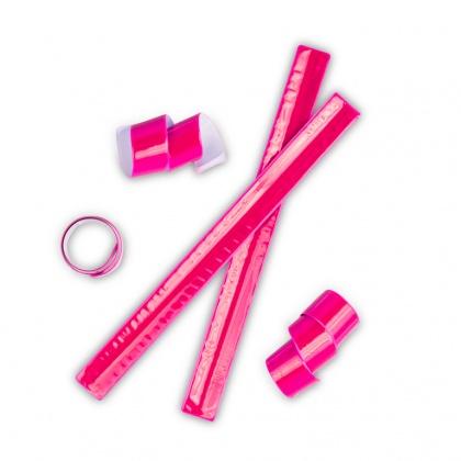 Reflective Slap Wrap (pink)