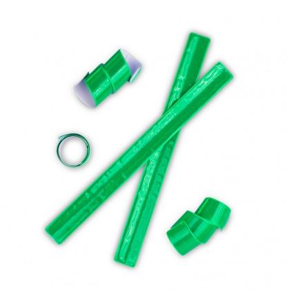 Reflective Slap Wrap (green)