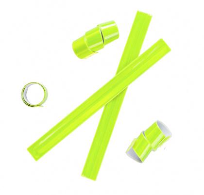 3M Reflective Slap Wrap (yellow)