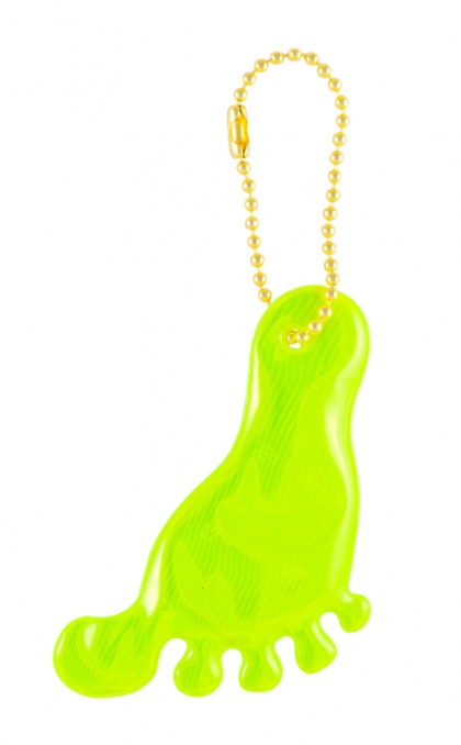 3M Reflective Pendant (yellow foot)