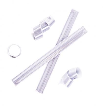 3M Reflective Slap Wrap (white)