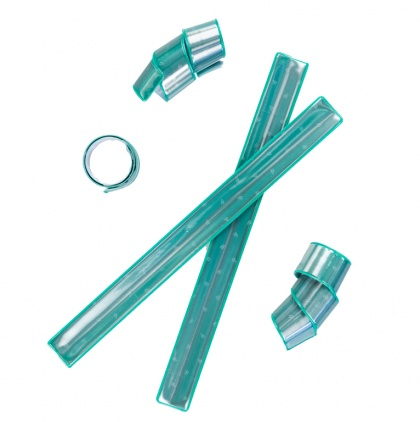 3M Reflective Slap Wrap (green)