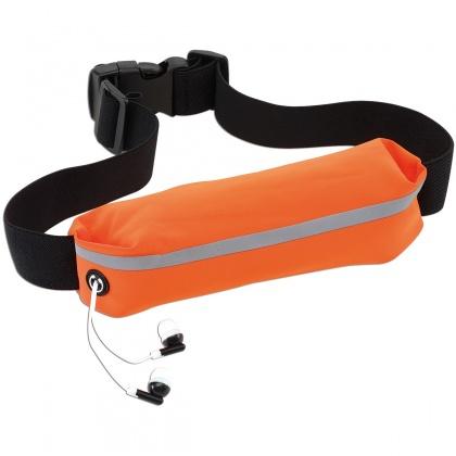 Reflective Waist Bag (orange)