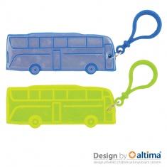 3M Reflective Pendant (bus)