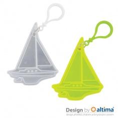 3M Reflective Pendant (boat)