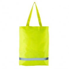 Reflective Shopping Bag (yellow)
