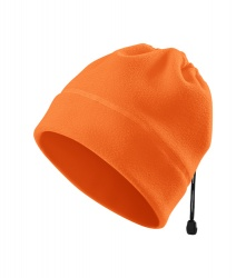 Fleece hat/neckband – orange