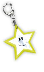 Reflective Pendant (star)