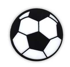 Reflective Sticker (ball, pack of 5)