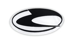Reflective sticker – oval, pack of 5