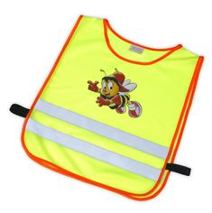 Child Reflective Safety Vest (bee)