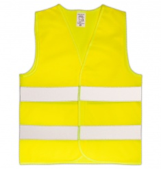 Reflective child's vest – size M – meets EN 1150