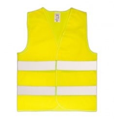 Reflective child's vest – size S – meets EN 1150