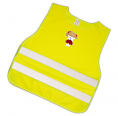 Child Reflective Safety Vest (doll)