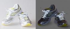 Reflective Shoe Laces (white)