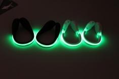 LED Shoe Clip Light (black)