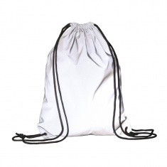 All-Reflective Drawstring Bag