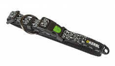 Fluorescent Dog Collar (black)