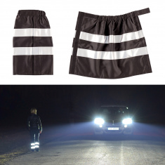 Reflective Trouser Covers with Velcro M/L