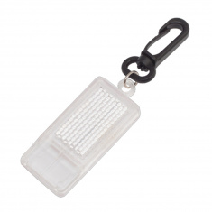 Pendant Reflector - Whistle