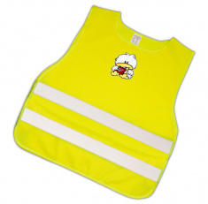 Child Reflective Safety Vest (chick)