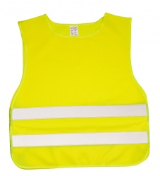 Reflective Safety Vest for Adults (XXL)