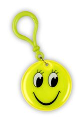 Reflective Pendant (kind smiley)
