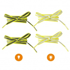 Reflective Shoe Laces (yellow)