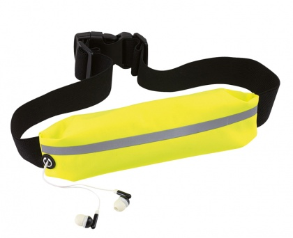 Reflective Waist Bag (yellow)