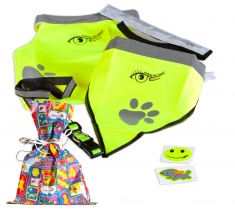 Safety Package FOR DOGS AND THEIR OWNERS